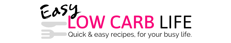 Easy Low Carb Life logo